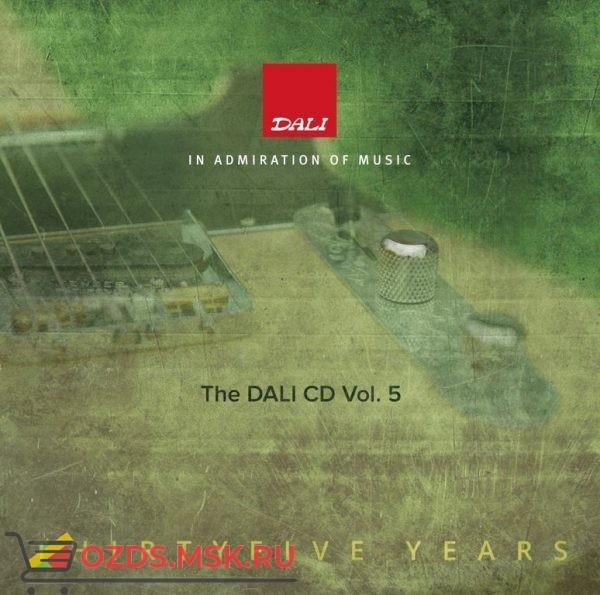 Демонстрационный компакт-диск DALI CD, volume 5