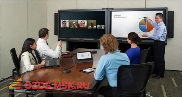 SMART Room System™ extra large for Microsoft® Lync: Интерактивный комплект