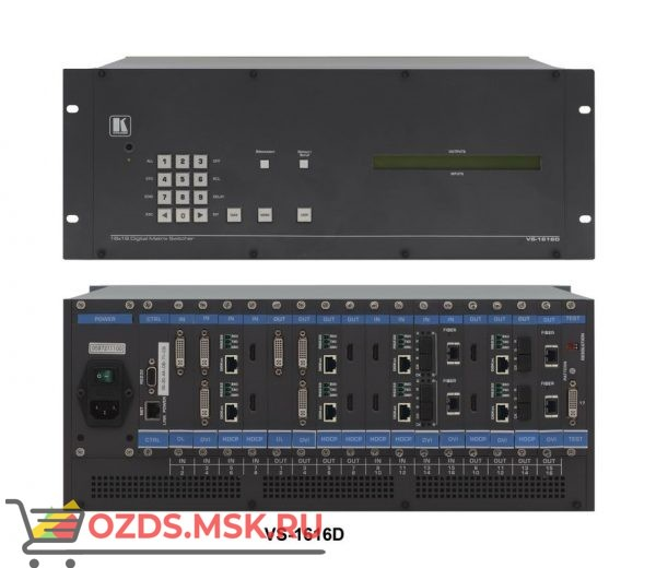 SDIA-IN2-F16/STANDALONE Модуль c 2 входами 3G HD-SDI