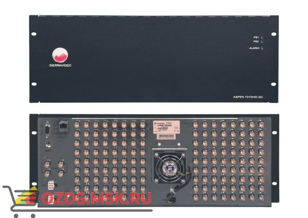 Aspen 7272HD-3G Матричный коммутатор 72х72 HD-SDI 3G