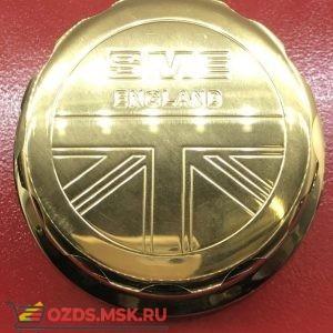 1239/SPGLD RECORD CLAMP SPECIAL EDITION GOLD: Цанговый универсальный прижимной диск (клэмпер)