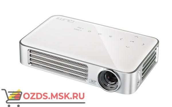 Vivitek Qumi Q6 (белый): Ультрапортативный LED-проектор