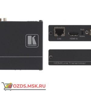 TP-580TXR  (TP), до 180 м: Передатчик сигнала HDMI, RS-232 и ИК в кабель витой пары