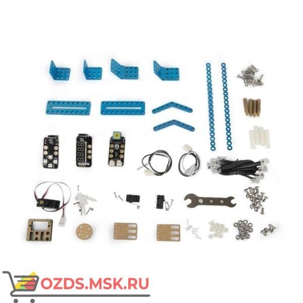 Расширеный базовый робототехнический набор mBot Classroom Kit (mBotV1.1+GizmosAdd-onPacks)