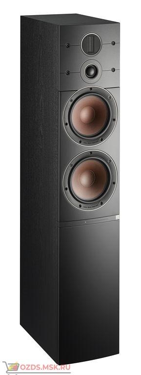 Напольная акустическая система DALI CALLISTO 6 C Цвет: Черный [BLACK]