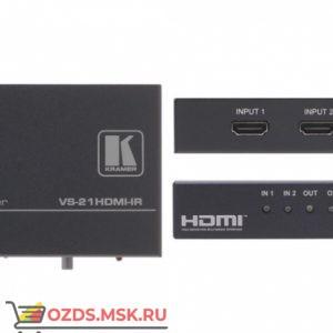 Коммутатор сигнала HDMI 2x1 Kramer VS-21H-IR