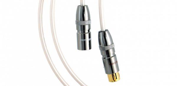 Atlas Element Quadstar Symmetrical 2.0 м разъем XLR: Межкомпонентный кабель