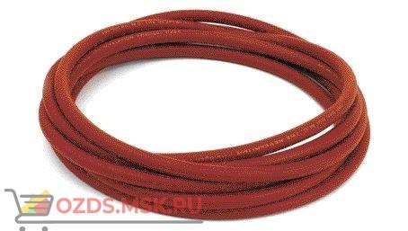 Акустический кабель в нарезку Van den Hul The Revelation Hybrid. Длина 1 метр. Цвет красный