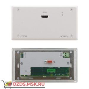 WP-580TXR/EU(W)-86 Передатчик сигнала HDMI, RS-232 и ИК в кабель витой пары (TP), до 180 м