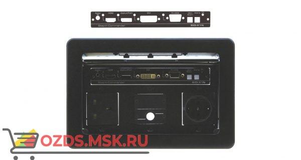 SID-X3NBP Лицевая панель черного цвета для SID-X3N