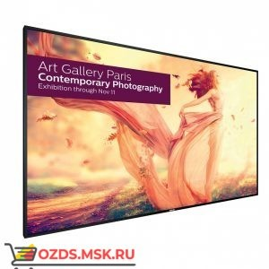 "LED панель Philips 98"" BDL9870EU/00"