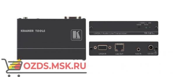 TP-121XL: Передатчик VGA и звуковых стерео (аналог и S/PDIF) сигналов в витую пару (TP)