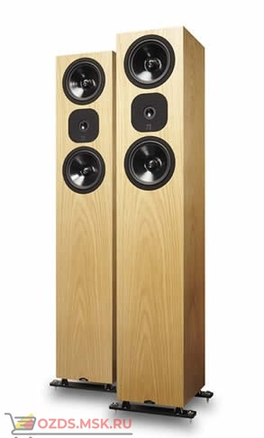 Напольные акустические системы Neat Momentum SX7i. Цвет: Зебрано