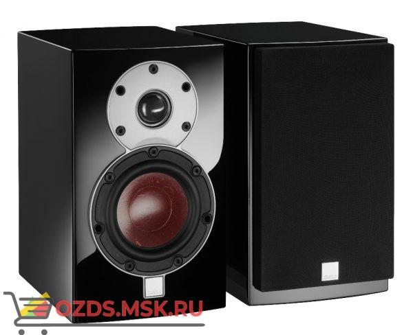 Полочная акустическая система DALI MENUET Цвет: Черный глянцевый BLACK HIGH GLOSS