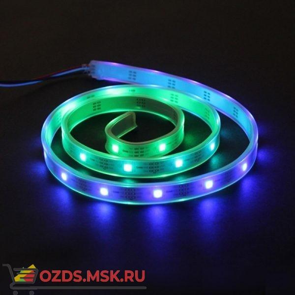 Лента LED с RGB-светодиодами 1м