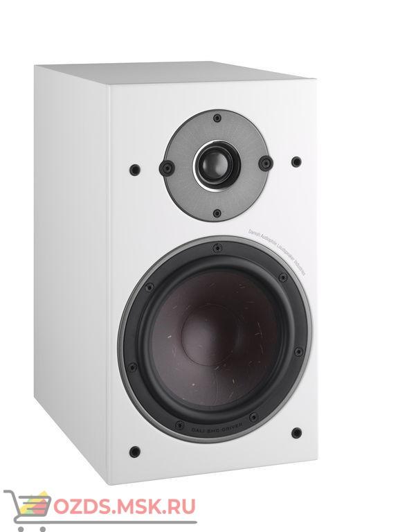 Полочная акустическая система DALI OBERON 3 Цвет: БелыйWHITE]