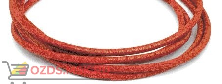 Акустический кабель в нарезку Van den Hul The Revolution Hybrid. Длина 1 метр. Цвет красный