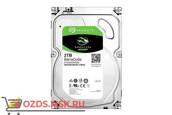 Seagate ST2000DM006 HDD 2Tb: Жесткий диск