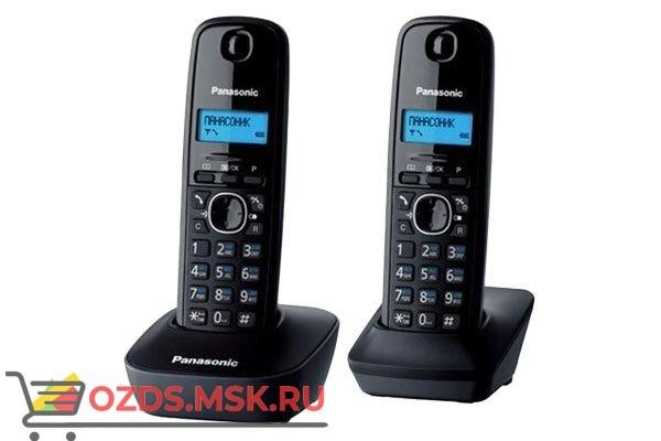 Panasonic KX-TG1612RUН: Радиотелефон