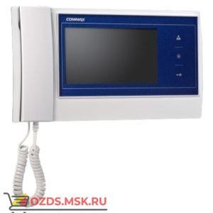 Commax CDV-70K (темно-синий): монитор видеодомофона