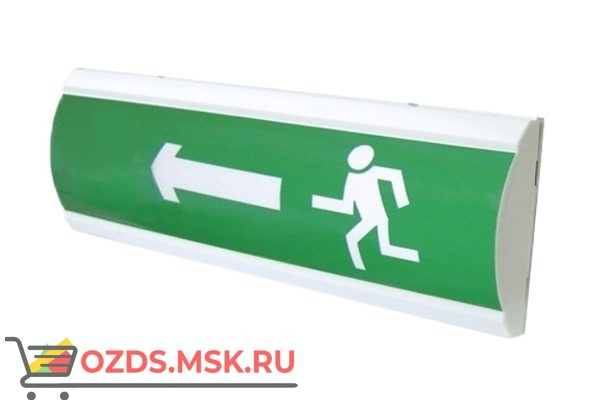 Электротехника и Автоматика Люкс-12 МС (бегущий человек стрелка влево) Табло
