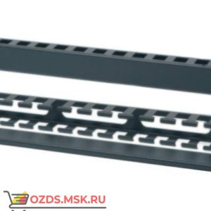 Hyperline CM-1U-ML-COVный организатор: Кабель