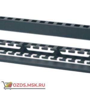 Hyperline CM-1U-ML-COVный организатор: Кабель