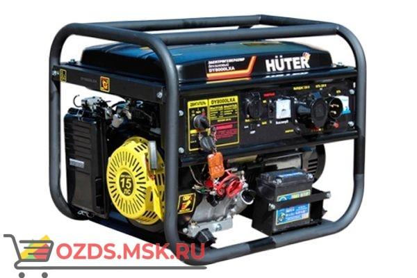 Huter DY8000LXA Электрогенератор (с АВР)