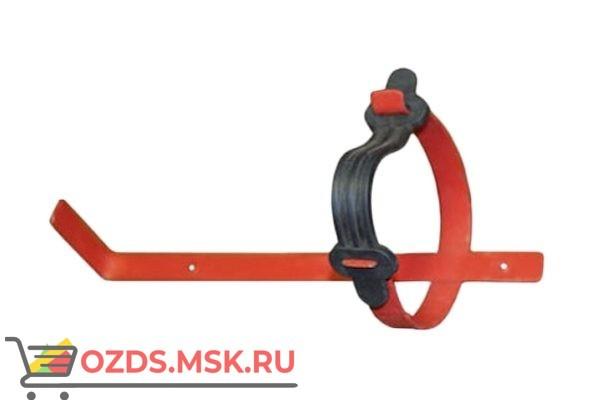 ТГ3 с резиновым хомутом для огнетушителя: Кронштейн транспортный