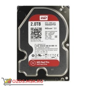 Western Digital WD2002FFSX HDD 2Tb: Жесткий диск