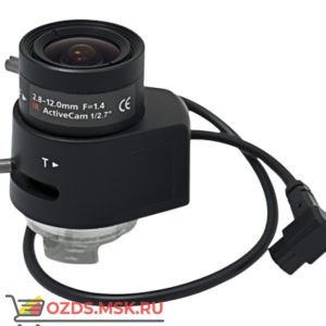 ActiveCam AC-1MP02812D.IR Объектив