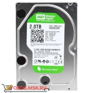 Western Digital WD20EZRX HDD 2Tb: Жесткий диск