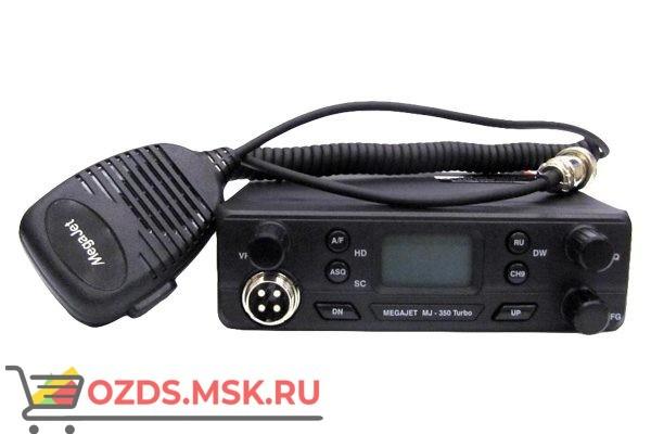 Megajet 350 Turbo Радиостанция