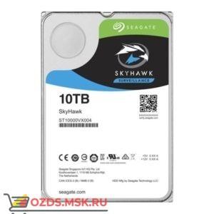 SEAGATE Skyhawk ST10000VX0004, 10Тб, HDD, SATA III, 3.5″: Жесткий диск
