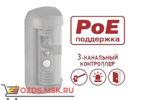 BEWARD DSxxxP-3L: Контроллер