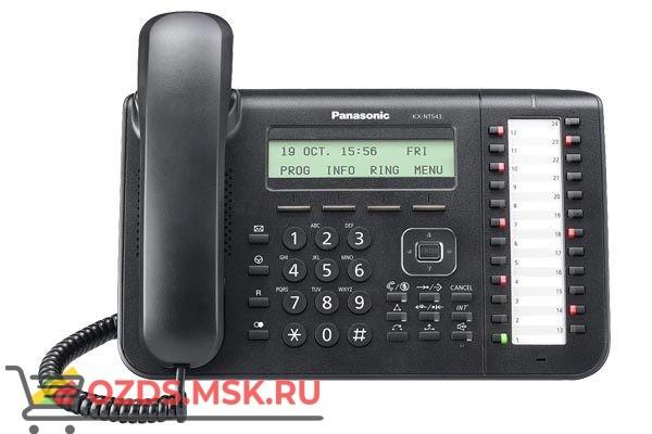 Panasonic KX-NT543 B IP телефон
