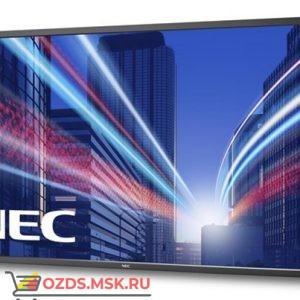 NEC MultiSync X474HB: Профессиональная панель