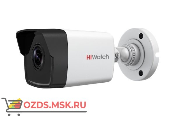 HiWatch DS-I200 (B) (2.8 mm) 2Мп: IP-камера