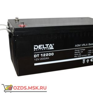 Delta DT 12200 Аккумулятор