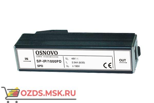 Osnovo SP-IP/1000PD Устройство грозозащиты