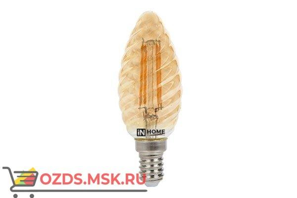 IN HOME 4690612007199: Лампа светодиодная