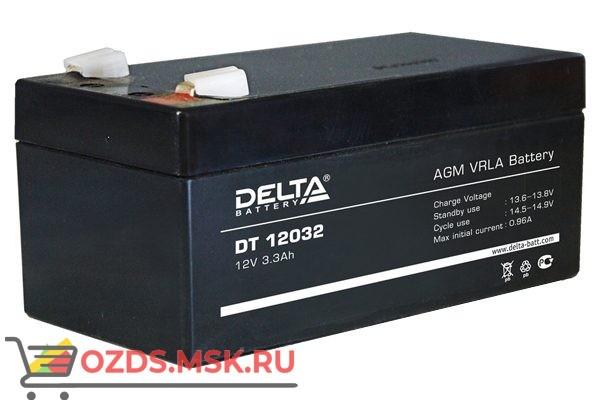 Delta DT 12032 Аккумулятор