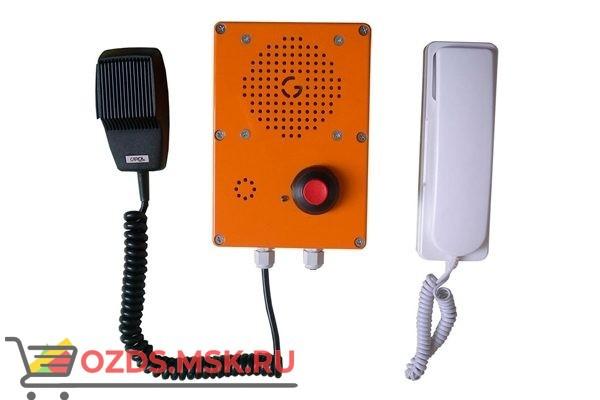 """Getcall GC-6004C1 Комплект переговорного устройства """"Водитель-Салон"""""""
