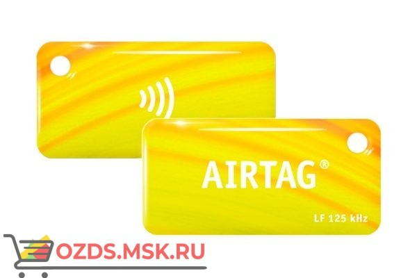 RFID-брелок AIRTAG ATA5577 (желтый)