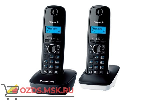 Panasonic KX-TG1612RU1: Радиотелефон