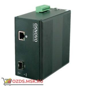 Osnovo OMC-1000-11X/I: Медиаконвертер