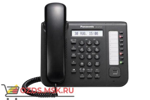 Panasonic KX-DT521 RUB Телефон