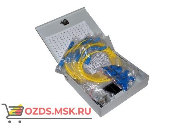 NTSS-WFOBМн-8-SC/U-SP2х1: Кросс настенный Мини