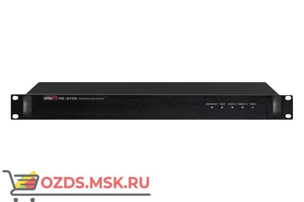 Inter-M PG-6104 Блок программного обмена