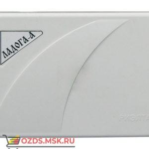 РИЭЛТА Ладога БЦ-А исп.3 Блок центральный со встроенным модулем адресного шлейфа (МАШ), пластмассовый корпус